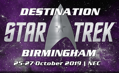 logo for Destination Star Trek